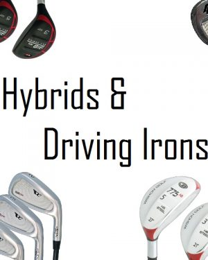 HYBRIDS & DRIVING IRONS